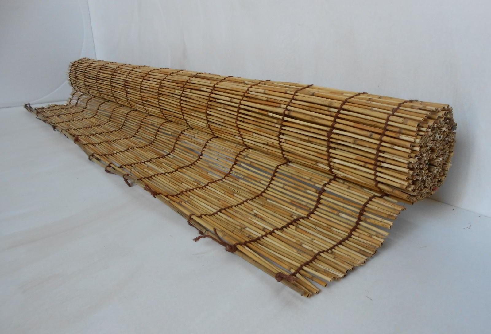 Coperture Per Recinzioni Giardino.Arelle In Bambu Arelle Di Bambu Canne Di Bamboo Stuoie Bambu