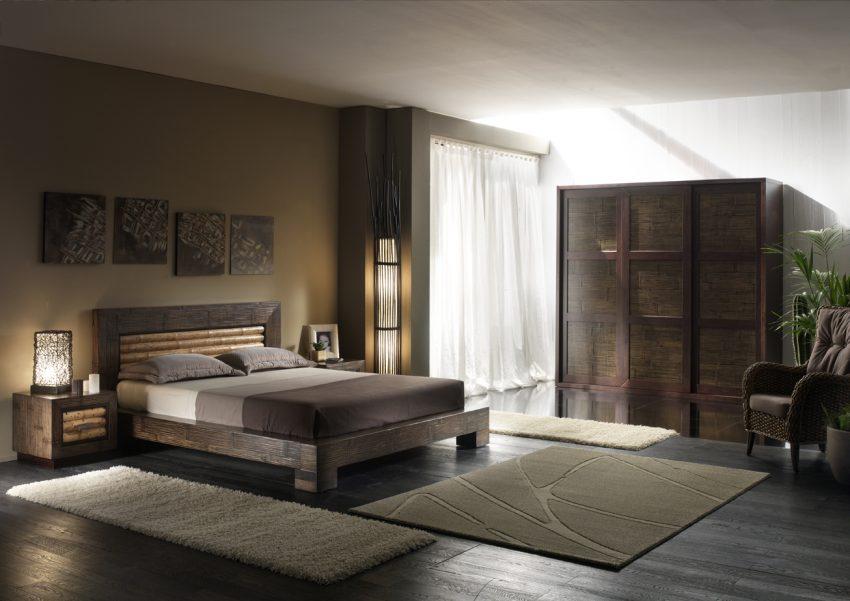 Arredi bambu mantova bamboo letti in bamboo mobili in - Specchi in camera da letto ...