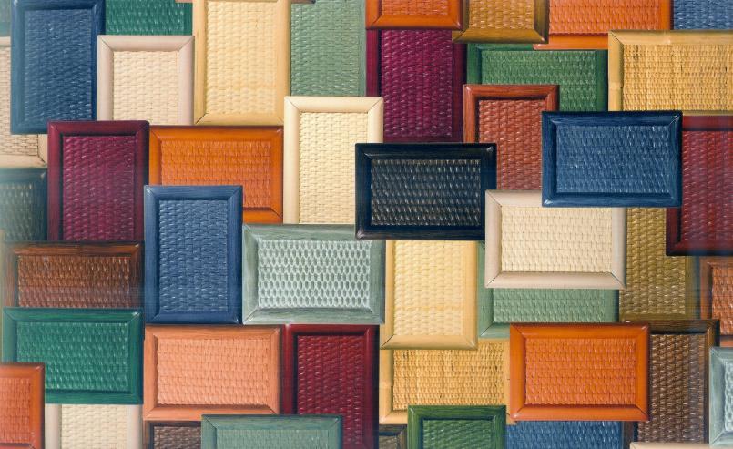 Colori per mobili,colori mobili in bambù,arredamento giunco decor ...