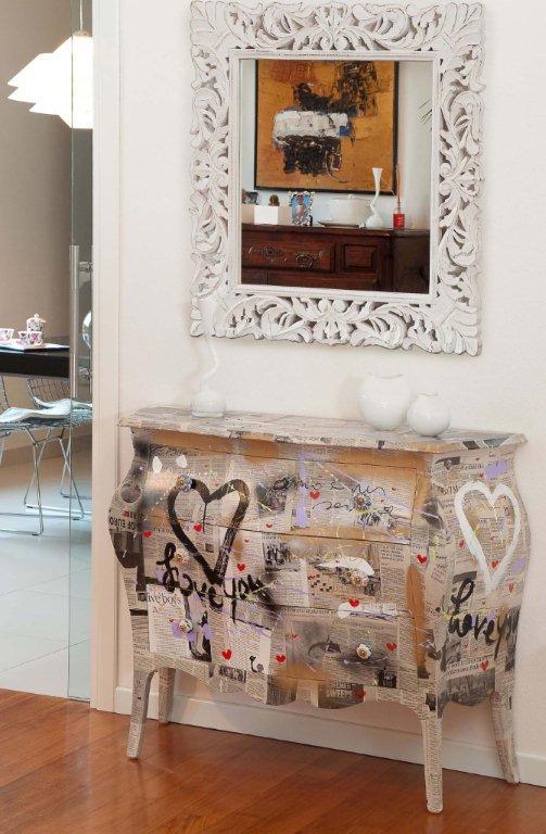 Mobili con decori mobili tv lunghi migliore immagine - Decori in legno per mobili ...