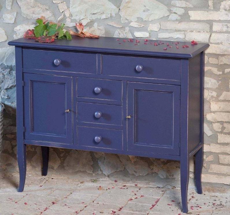 Mobili porta tv vintage ispirazione di design interni - Mobili colorati design ...