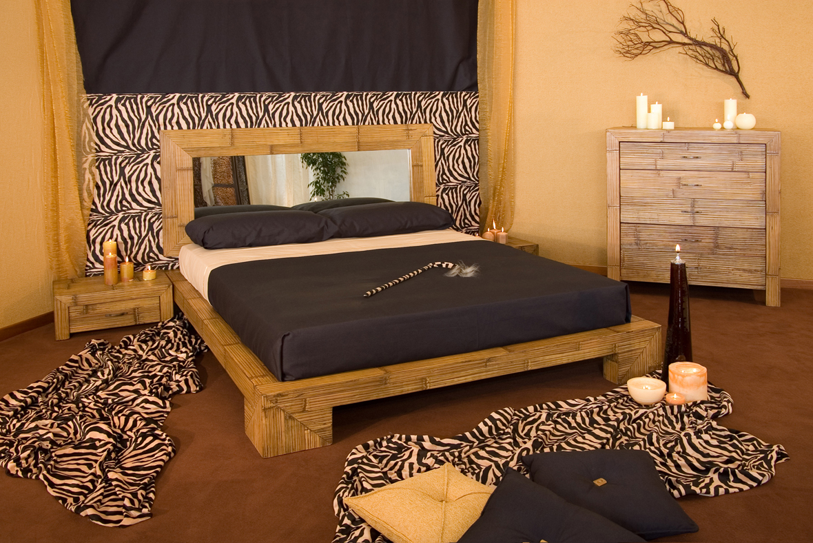 Arredi bambu mantova bamboo letti in bamboo mobili in - Letto in bambu ...