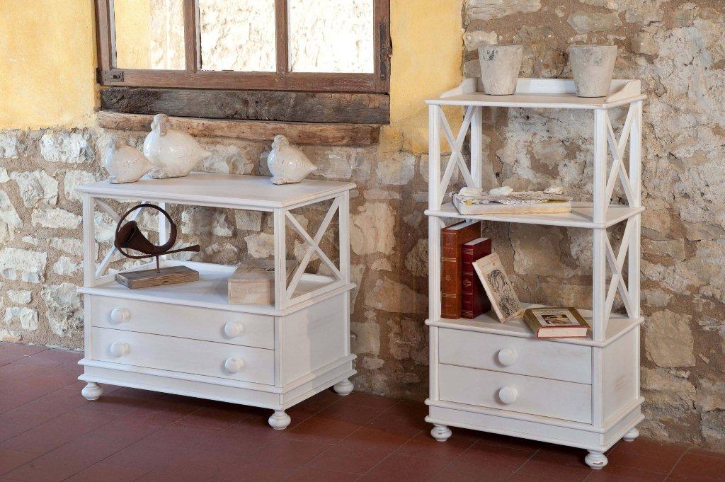Arredamento country made in Italy, mobili rustici