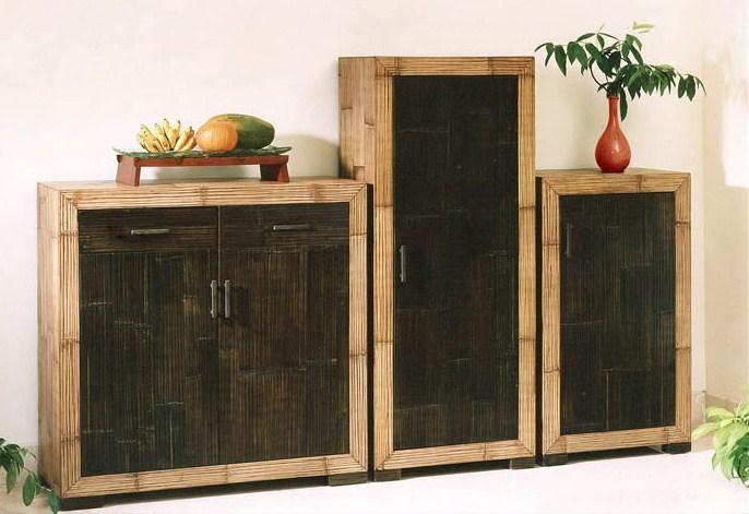 Mobili componibili in bambu librerie bamb componibili mobili pensili bambu arredamenti in - Mobili in bamboo ...