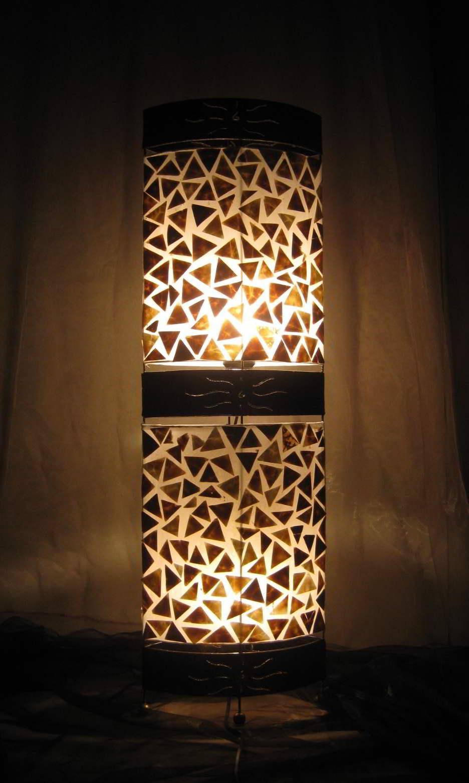 Lampade design lampade da arredo lampade moderne abat for Lampade arredo