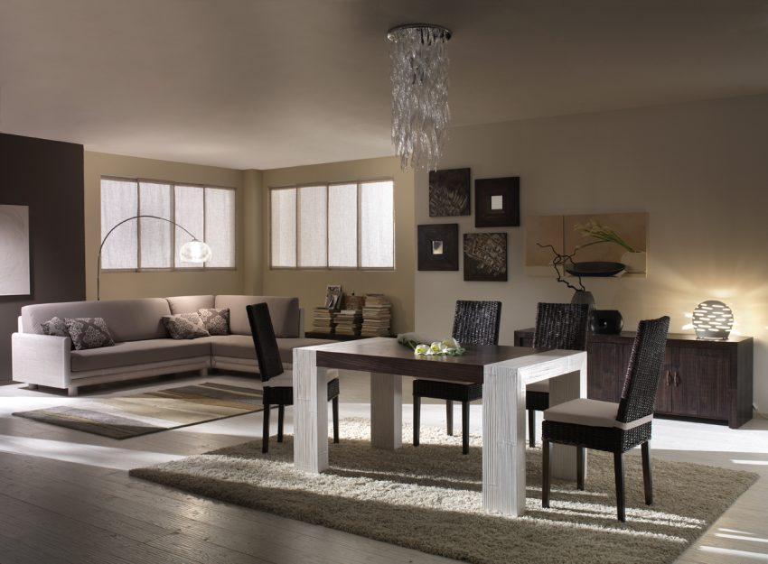 arredare soggiorno con sala da pranzo ~ mobilia la tua casa - Arredare Soggiorno Con Sala Da Pranzo 2
