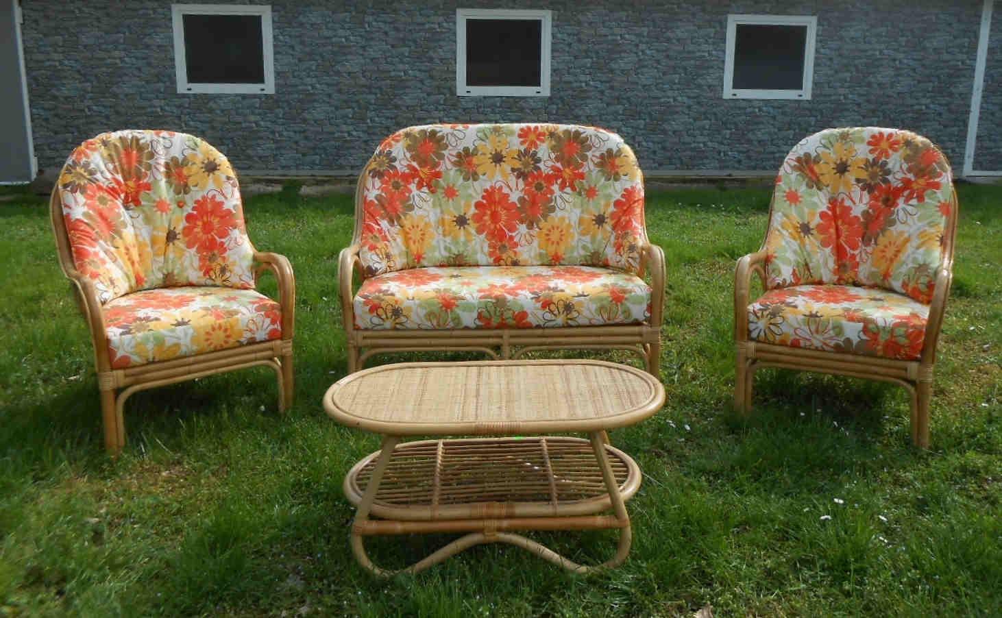 Arredamento per esterno mobili da giardino salotti per for Bambu arredamento