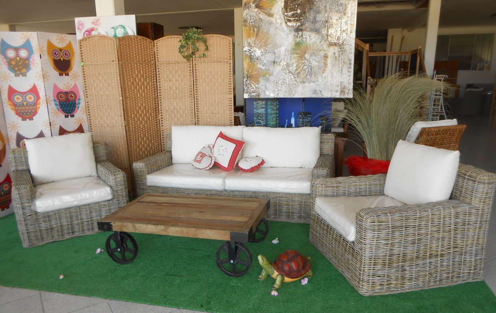 Arredamento per esterno, mobili da giardino, salotti per esterno ...