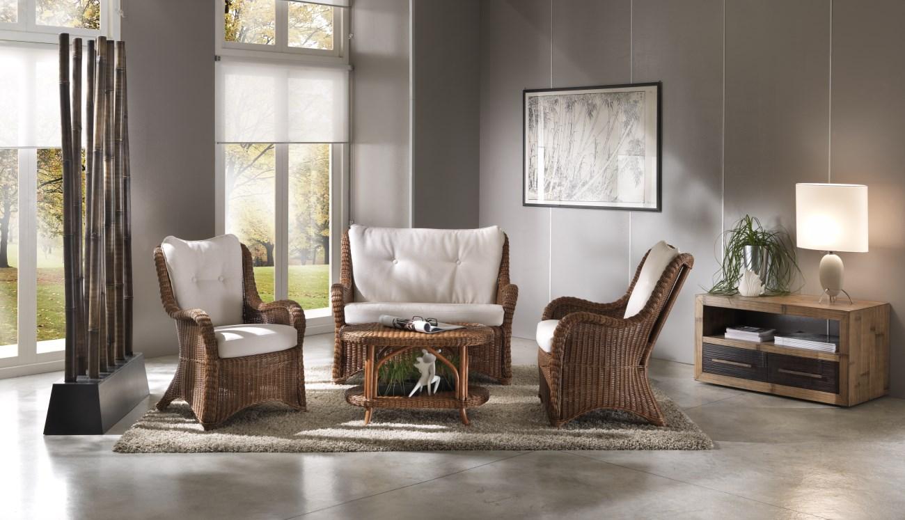 Poltrone In Vimini Da Interno mobili in rattan, salotti midollino,sedie giunco,arredamenti