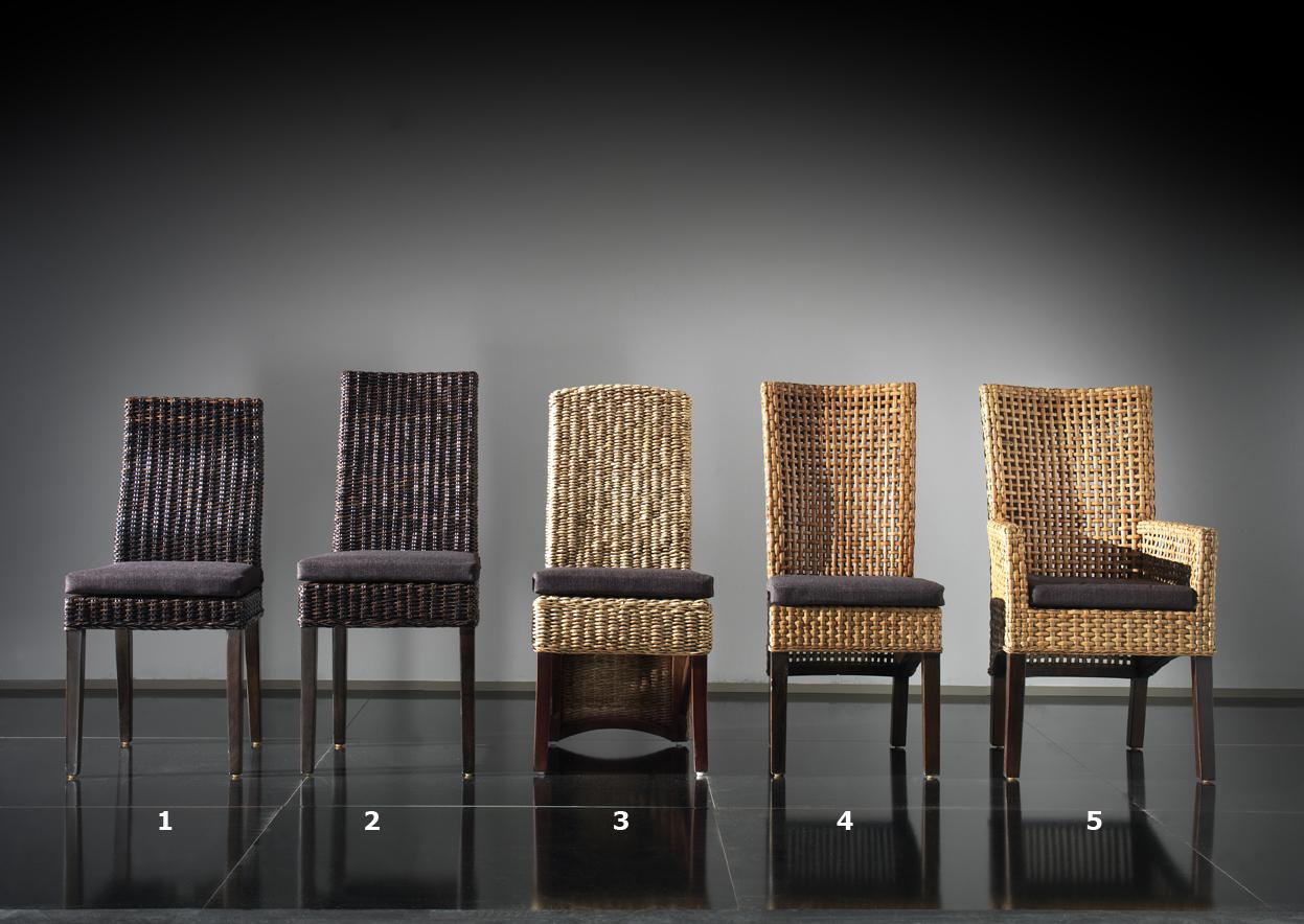 Casa moderna roma italy sedie in giunco for Sedie per esterno happy casa