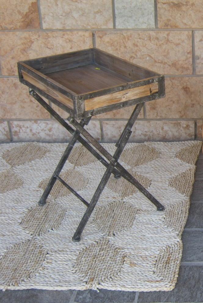 Complementi d 39 arredo moderni design etnici accessori - Mobili in ferro vintage ...
