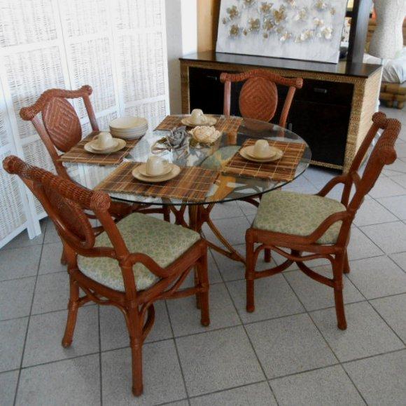 Arredamenti in giunco Mantova,sedie in vimini,tavoli in ...