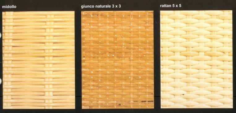 Rattan Midollino E Vimini Padova.Materie Prime Intreccio Cesti In Vimini Rattan Giunco Materiali
