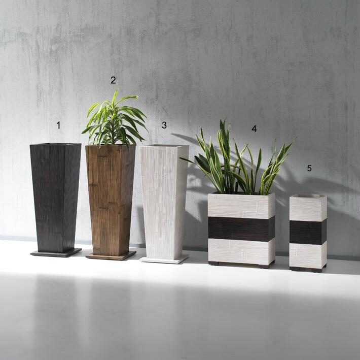 Vasi design giardino vasi moderni da esterno ed interno vasi grandi da giardino vasi resina - Vasi di arredamento da interni ...